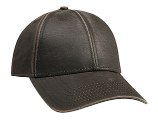 Otto Caps: Heavy Washed Wax Coated Low Profile Pro Cap | Wholesale Caps & Hats