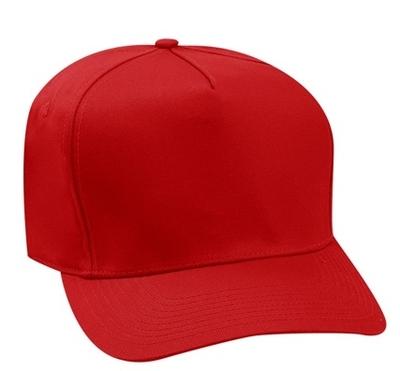 Mega Pro Style Twill Cap | Wholesale Blank Caps & Hats | CapWholesalers
