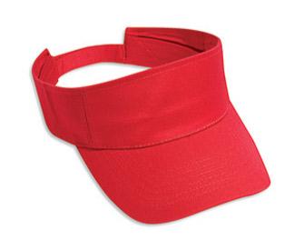 13cbcefd Budget Otto-Cotton Twill Sun Visor | Wholesale & Retail Caps Hats