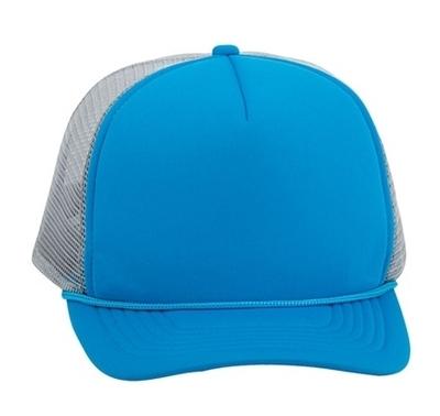 Mega Trucker Summer Mesh Cap   Wholesale Blank Caps & Hats   CapWholesalers
