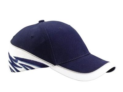 Mega-Low Profile Flame Cotton Twill Cap   Wholesale Caps & Hats