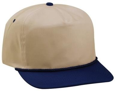 Mega Caps Budget Caps | Mega-Twill Golf Cap