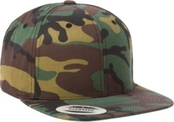Yupoong-Camo Classic Snapback | Wholesale Camo Caps