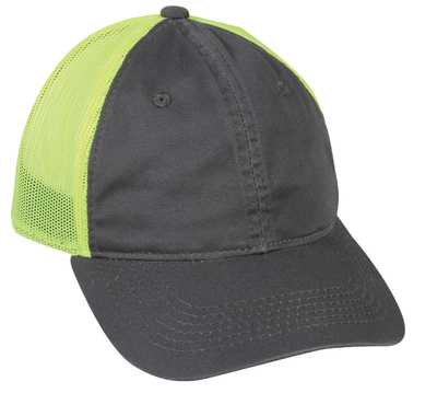 Outdoor Garment Heavy Washed, Mesh Back | Wholesale Blank Caps & Hats | CapWholesalers