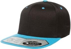 Yupoong Caps: Yupoong Flexfit 2-Tone Wool Blend Snapback Hat | CapWholesalers