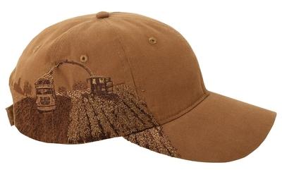 Sportsman DRI DUCK Harvesting Industry Cap   Patriotic & Novelty Caps