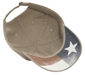 Cobra Chino Relaxed with USA Under Bill | Fashion Relaxed Caps