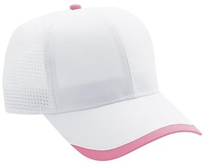 Cobra 6 Panel High Performance Ribstop | Wholesale Blank Caps & Hats | CapWholesalers