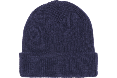 Wholesale Knit Beanie: Yupoong Ribbed Cuffed Knit Beanie