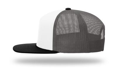 Richardson Hats: Wholesale Foamie Trucker Hat w/ 3 Color Design | CapWholesalers
