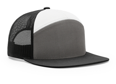 Richardson 168 7 Panel Cap | Wholesale Blank Caps & Hats
