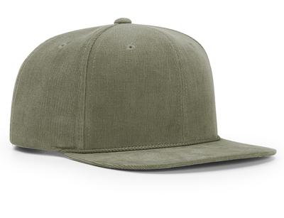 Richardson 253 Corduroy Snapback Cap | Wholesale Blank Caps & Hats | CapWholesalers