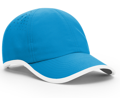 Richardson Hats: Wholesale Unstructured R-Active Lite Trim Cap | CapWholesalers