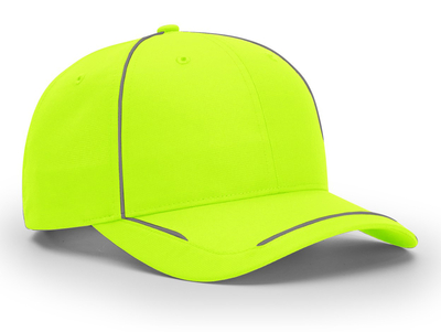 Richardson 402 R-Active Lite W/ Contrast Piping Cap   Wholesale Blank Caps & Hats   CapWholesalers