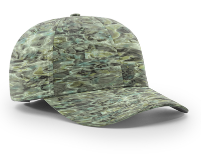 Richardson Structured Performance Camo | Camouflage Caps : Camo Caps