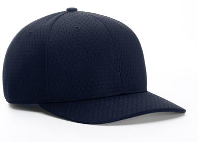 Richardson 455 Pro Mesh Fitted Umpire Cap | Wholesale Blank Caps & Hats | CapWholesalers
