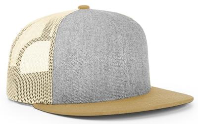 Richardson 511 Wool Trucker Mesh Snap Back Cap | Wholesale Blank Caps & Hats | CapWholesalers