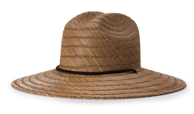 Richardson 827 Waterman Straw Hat | Wholesale Blank Caps & Hats | CapWholesalers