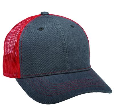 Cobra 6 Panel Mesh Back Cap | Wholesale Blank Caps & Hats | CapWholesalers