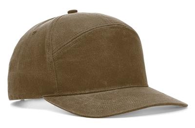 Richardson 937 7-Panel Waxed Cotton Cap   Wholesale Blank Caps & Hats   CapWholesalers