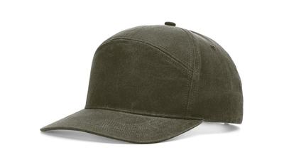 Richardson 937 7-Panel Waxed Cotton Cap | Wholesale Blank Caps & Hats | CapWholesalers