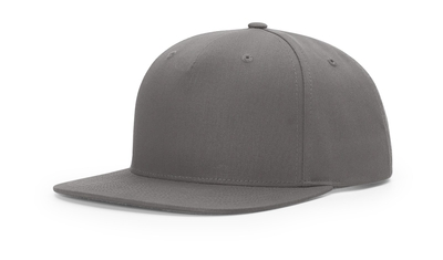 Richardson 255 5 Panel Pinch Front Structured Snapback Cap |  CapWholesalers