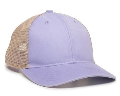 Outdoor Ladies Fit w/ Ponytail Mesh Back | Wholesale Blank Caps & Hats | CapWholesalers
