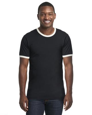 Next Level Unisex Ringer T-Shirt | Alpha/Broder Apparel