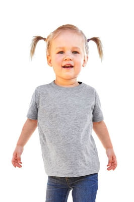 Next Level Toddler Cotton T-Shirt | Alpha/Broder Apparel