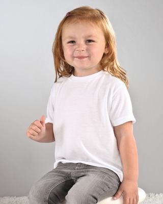 Next Level Toddler Cotton T-Shirt   Alpha/Broder Apparel