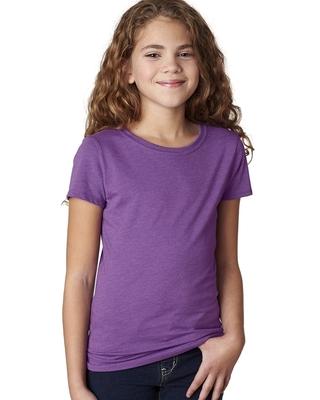 Next Level Youth Princess CVC T-Shirt | Kids Short Sleeve Tees