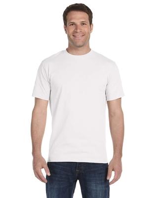 Gildan Adult 5.5 oz., 50/50 T-Shirt | Mens Short Sleeve Tee Shirts