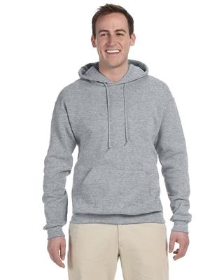 Jerzees Adult 8 oz. Nu-Blend® Fleece Pullover Hood | Mens Fleece/Outerwear