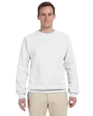 Jerzees Adult 8 oz. NuBlend® Fleece Crew | Mens Fleece/Outerwear