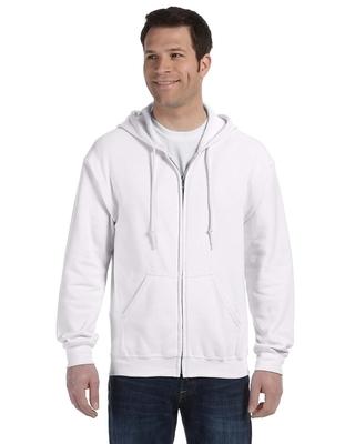 Gildan Adult Heavy Blend™ Adult 8 oz., 50/50 Full-Zip Hood | Mens Fleece/Outerwear