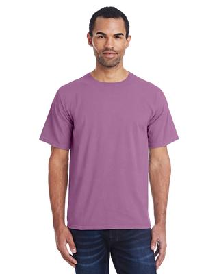 ComfortWash by Hanes Mens 5.5 oz., 100% Ringspun Cotton Garment-Dyed T-Shirt   Crew Neck Tee