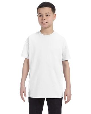 Gildan Youth Heavy Cotton™ 5.3 oz. T-Shirt | Kids Short Sleeve Tees