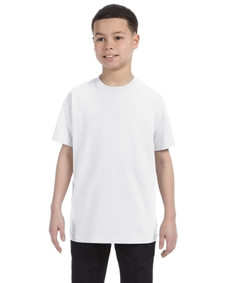 Jerzees Youth 5.6 oz. DRI-POWER® ACTIVE T-Shirt | Mens Short Sleeve Tee Shirts