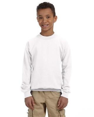 Gildan Youth Heavy Blend™ 8 oz., 50/50 Fleece Crew | Mens Short Sleeve Tee Shirts