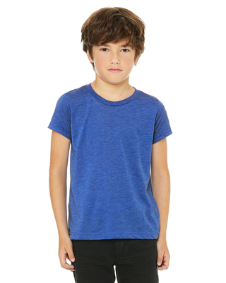 Bella + Canvas Youth Triblend Short-Sleeve T-Shirt | Alpha/Broder Apparel