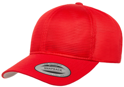 ALL Mesh Adjustable Solid Trucker Cap | Trucker Mesh Caps