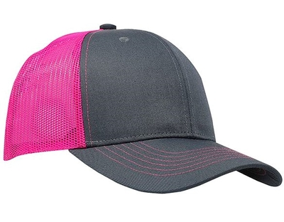 Cobra Cap C112 6 Panel Trucker Mesh