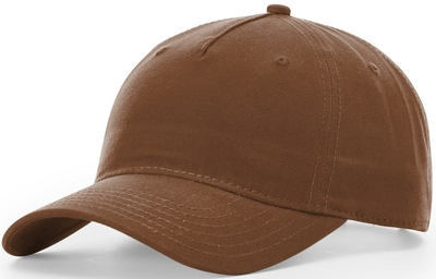 Richardson 5 Panel Waxed Cotton Relaxed | RELAXED DAD HATS