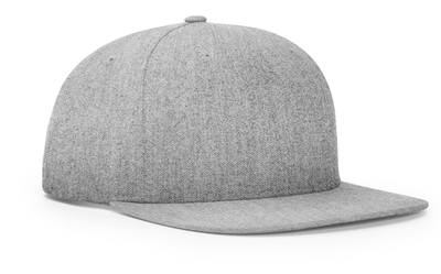 Richardson Cap: 5 Panel Pinch Front Structured Youth Snapback Cap-CapWholesalers