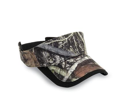 Cobra Caps: True Timber Camo 3-Panel Sun Visor | Wholesale Sports Visors & Caps