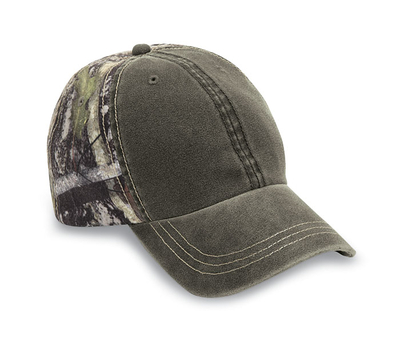Cobra-True Timber Camo 6-Panel, Unstructured Weathered | Wholesale Caps