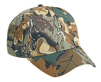 Image Youth Camouflage Cotton Twill Low Profile Pro Style