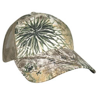 Image Gameguard Camo Nu-fit Pro Style Mesh Fitted cap