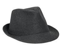 Image Otto Twisted Toyo Fedora Hats