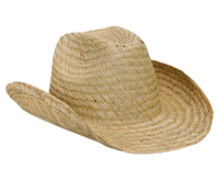 Image Otto Natural Straw Cowboy Hats